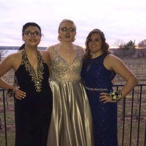 Cachet Dresses - Prom Dress / party dress